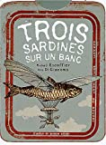 """Afficher """"Trois sardines sur un banc"""""""