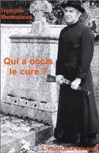 Qui a occis le curé ? by…