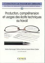 Production, compréhension et usages des…