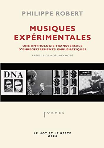 Musiques expérimentales