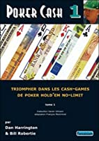 Poker cash 1 by Harrington & Robertie