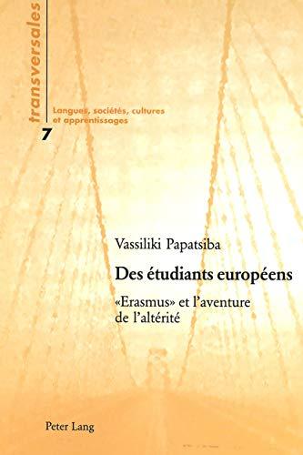 Des étudiants européens