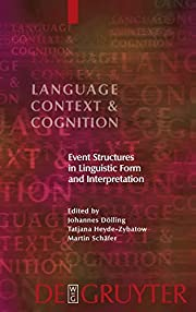 Event Structures in Linguistic Form and…