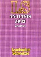 Lambacher-Schweizer, Analysis 2,…