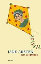 Jane Austen zum Vergnügen by Ursula Grawe…