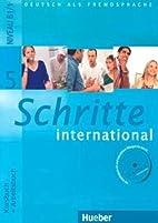 Schritte International 5 by Silke Hilpert