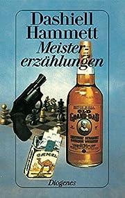Dashiell Hammett - Meistererzählungen af…