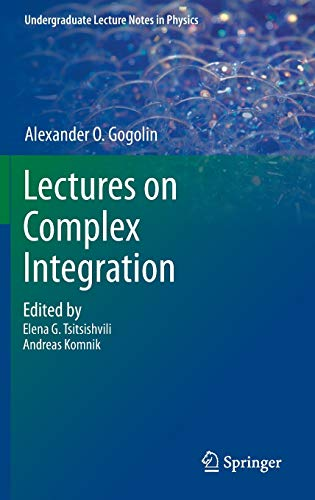 Pdf complex integration