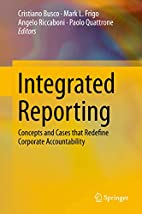 Integrated reporting concepts and cases that…