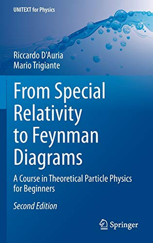PDF] From Special Relativity to Feynman Diagrams: A Course