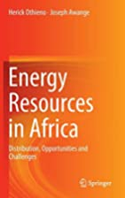Energy resources in Africa : distribution,…
