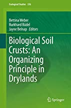 Biological Soil Crusts: An Organizing…