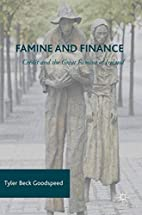 Famine and Finance: Credit and the Great…