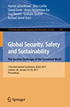 Global Security, Safety and Sustainability -…