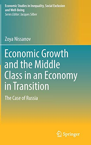 PDF] Economic Growth and the Middle Class in an Economy in