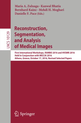 PDF] Reconstruction, Segmentation, and Analysis of Medical Images