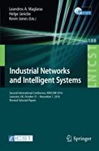 Industrial Networks and Intelligent Systems:…