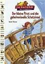 Der Bücherbär: Mein LeseBilderbuch: Der kleine Pirat und die geheimnisvolle Schatzinsel - Sarah Bosse