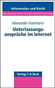 Unterlassungsansprüche im Internet von…