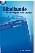 Bibelkunde und Einleitung zum Neuen…