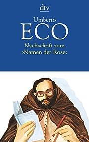 Nachschrift zum ' Namen der Rose'. de…