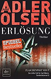 Erlösung – tekijä: Jussi Adler-Olsen
