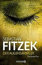 The Eye Collector by Sebastian Fitzek