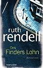 Des Finders Lohn: Kriminalroman - Ruth Rendell