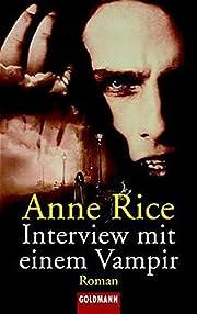 Interview Mit Einem Vampir (German Edition)…