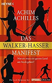 Das Walker-Hasser-Manifest de Achim Achilles