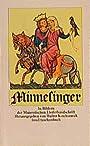Minnesinger In Bildern Der Manessischen Liederhandschrift -