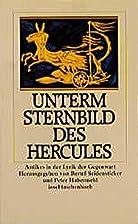 Unterm Sternbild des Hercules : Antikes in…