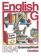 English G, Ausgabe B, Zu Band 3/4…