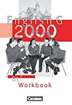 English G 2000, Ausgabe B, Workbook:…