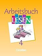 Arbeitsbuch Lesen: Band 4 -…