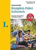Langenscheidt Komplett-Paket Italienisch -…