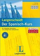 Langenscheidt Der Spanisch-Kurs. Set mit 3…