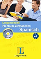 Langenscheidt Premium-Verbtabellen Spanisch…