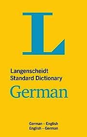Langenscheidt Standard Dictionary German:…