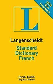 Langenscheidt Standard Dictionary French:…