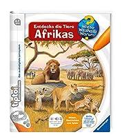 tiptoi® Entdecke die Tiere Afrikas…