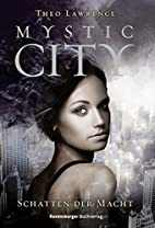 Body Electric (Mystic City, #3) by Theo…