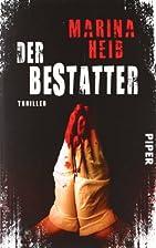 Der Bestatter: Thriller (Christian…