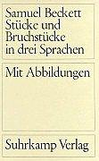 Stucke Und Bruchstucke in Drei Sprachen: Mit…
