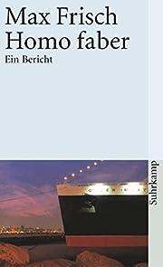Homo Faber (German Edition) por Max Frisch