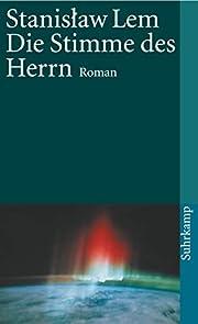Die Stimme des Herrn: Roman (suhrkamp…