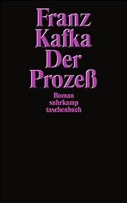 Der Prozeß: Roman (suhrkamp taschenbuch) de…