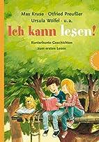 Ich kann lesen! by Max Kruse