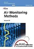 Air monitoring methods / edited by Harun Parlar and Helmut Greim. Vol. 10
