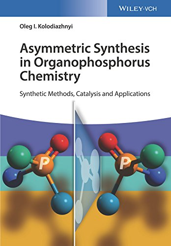 PDF] Asymmetric Synthesis in Organophosphorus Chemistry: Synthetic